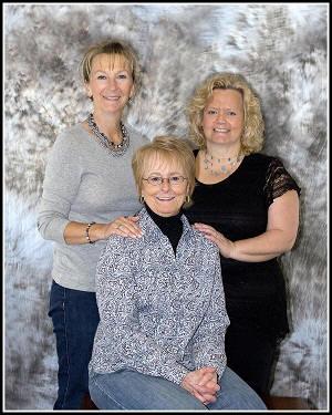 Ms. Brenda, Ms. Janice & Ms. Patsy