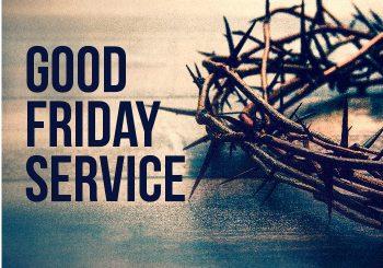 Good Friday Online Service               April 2nd